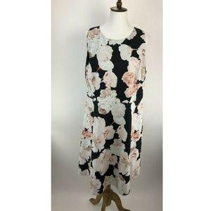 Adrianna Papell Dress Womens Plus 18W A33-09P